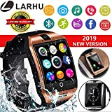 Smart Watch, Bluetooth Smart Watch Touchscreen with Camera,Unlocked Watch Phone with Sim Card Slot,Smart Wrist Watch,Smartwatch Phone for Android Samsung S9 S8 iOS iPhone 8 7S Men Women Kids