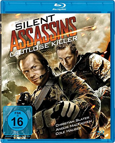 Silent Assassins - Lautlose Killer [Blu-ray]