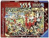 Ravensburger Limited Edition 2015 Sankt Letzte Vorbereitungen 1000 Teile Puzzle