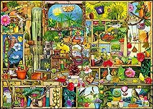 Ravensburger The Gardener`s Cupboard Puzzle - Rompecabezas (Puzzle Rompecabezas, Fantasía, Niños y Adultos, Niño/niña, 14 año(s), Cartón)