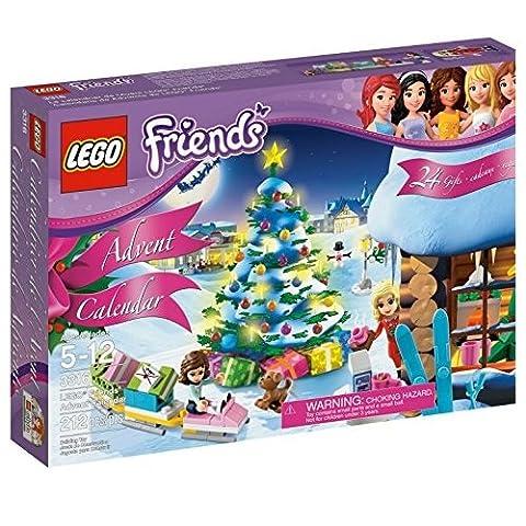 Lego Calendrier - LEGO Friends - 3316 - Jeu de