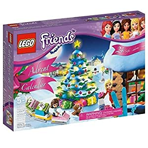 Lego friends 3316 jeu de construction le calendrier - Calendrier de l avent amazon ...