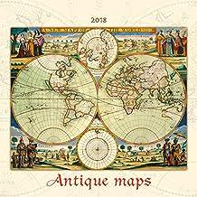 Antique Maps 2018