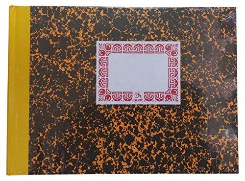 DOHE 9963-Notebook DIN, Konten, Quartal, Landschaft (Konten Notebook)