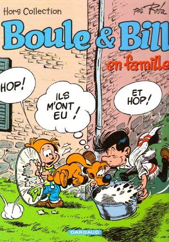 Boule & bill en famille por Jean Roba