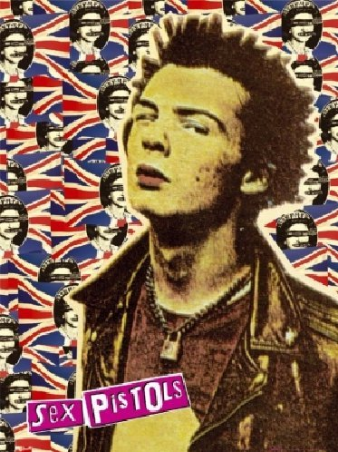Sex Pistols - Sid Vicious (Poster)
