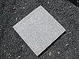 Granit Platten hellgrau Format 40x40 cm G603 NEU (5)