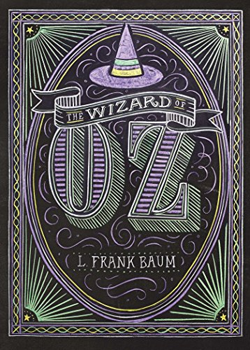 The Wizard Of Oz (Puffin Chalk) por L Frank Baum