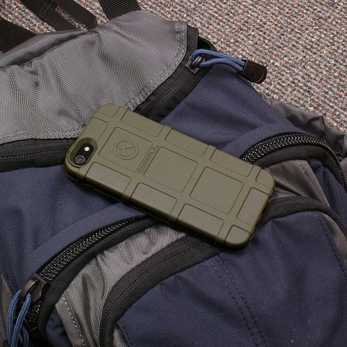 Magpul Industries iPhone 5Field Coque green
