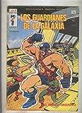 Selecciones Marvel numero 34: Los guardianes de la galaxia (numerado 2 en trasera)