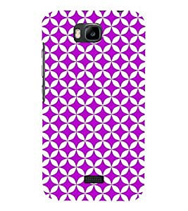 Diamond Self Design 3D Hard Polycarbonate Designer Back Case Cover for Huawei Honor Bee :: Huawei Y5C