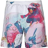 Westtreg Pantalones Cortos de Surf Secado rápido Pantalones Cortos de Verano de Surf Summer820 de 2018, m