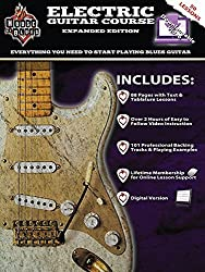 House Of Blues Electric Guitar Course Expanded Edition by John McCarthy (2012-11-05)