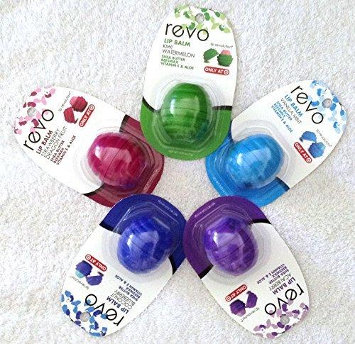 revo-2016-target-exclusive-lip-balm-sphere-025-oz-set-of-5-by-revo
