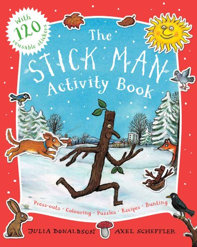 The Stick Man Activity Book -