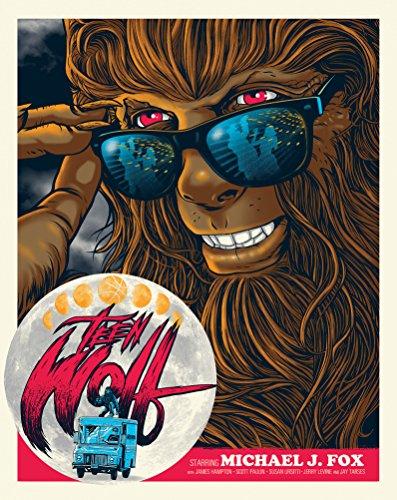 Teen Wolf / Halloween / (Ws) [DVD] [Region 1] [NTSC] [US - Halloween Teen