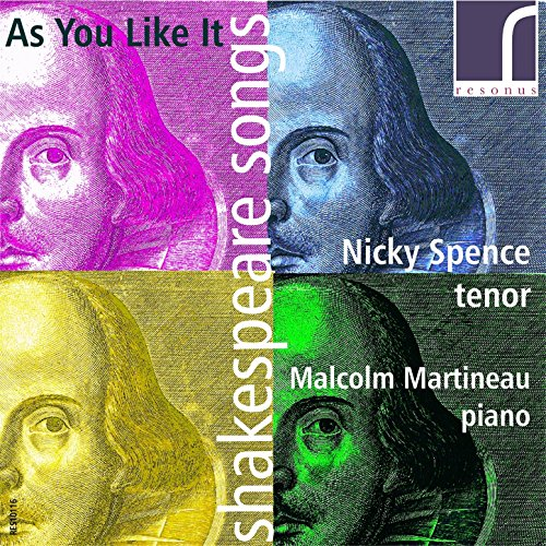 As You Like It: Shakespeare Songs
