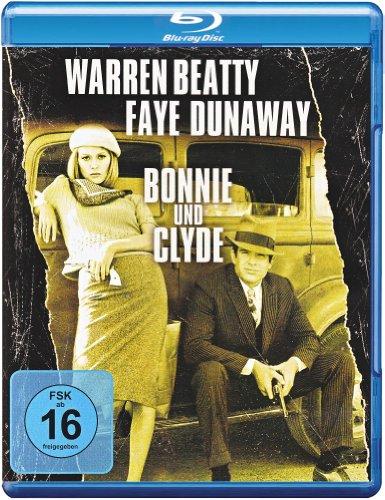 Bild von Bonnie und Clyde [Blu-ray]
