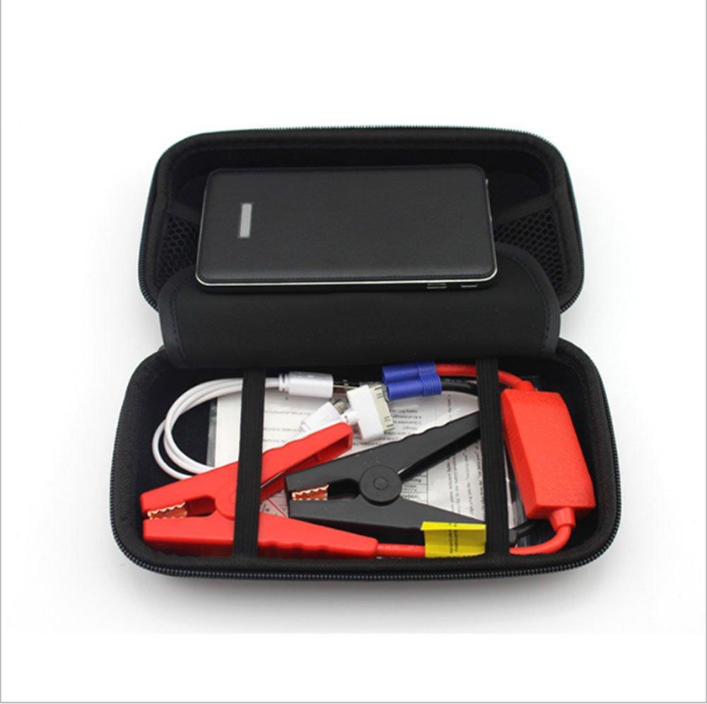 La batería multifuncional del arrancador del salto de la energía del comienzo de emergencia del coche toma la energía móvil del coche del tesoro eléctrico