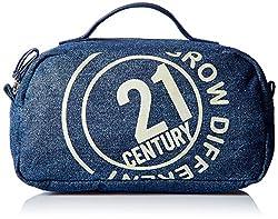 Baggit Women's Cosemetic Bag (Blue)