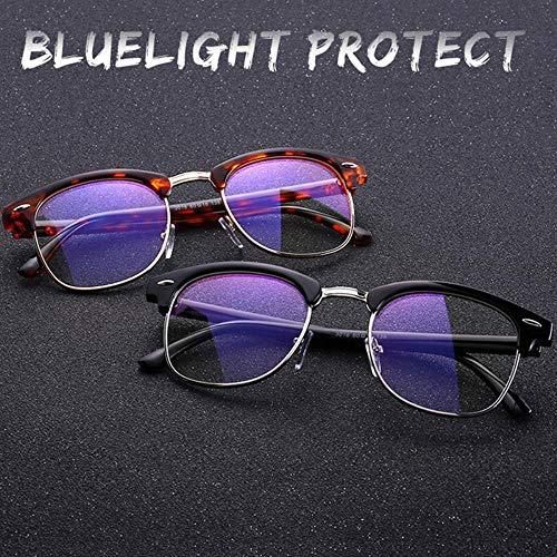 Franna Blaue Strahlen Strahlung Männer Frauen quadratische Auge pc Computer Brille Rahmen Bildschirm Spiel Unisex optische Rezept Brillenfassungen von Bekleidung Zubehör