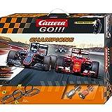 Carrera GO.–Champions + (McLaren Alonso Ferrari Vettel) 5.3m, Maßstab 1: 43(20062378)