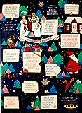IKEA Adventskalender - der kultige Weihnachtskalender mit Ikea-Gutscheinkarten und feinsten Pralinen