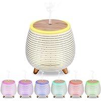 CkeyiN Mini diffuseur d'huiles Essentielles Humidificateur Portable à brume fraîche Humidificateur bébé Arrêt…