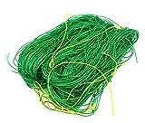 Nylon Kletterpflanzen Netz Trellis Net, Robust und um Gemüse und Früchte, Bohnen, Gurken und Andere Vining Pflanzen für Einfaches Klettern (1,8 x 3,6M / 5,9 x 11,8Ft)