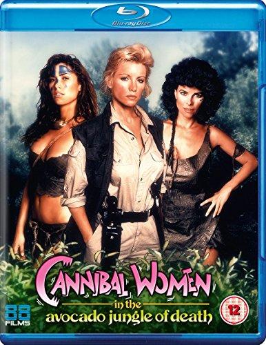 Preisvergleich Produktbild Cannibal Women In The Avocado Jungle Of Death [Blu-ray] [UK Import]