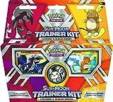 Pokémon POK81210 TCG Lycanroc and Alolan Raichu Sun/Moon Trainer Kit