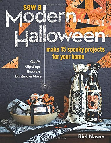 (Sew a Modern Halloween: Make 15 Spooky Projects for Your Home)