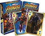 Aquarius 52557 Marvel Avengers Infinity War Playing Cards, Multi-Colored, 3'
