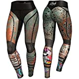 Anarchy Apparel Compression Leggings, Berliner