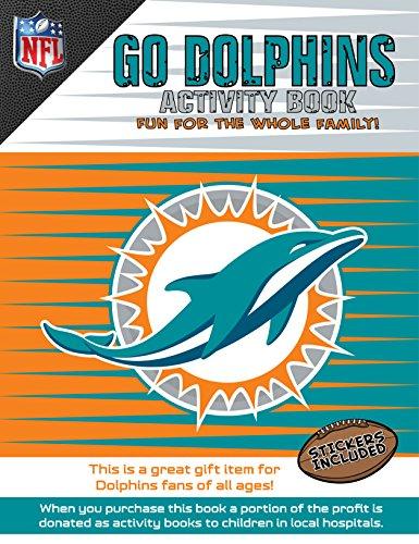 Go Dolphins Activity Book por Darla Hall