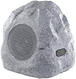 auvisio Gartenlautsprecher: Garten- und Outdoor-Lautsprecher im Stein-Design, Bluetooth, 30W, IPX4 (Aussenlautsprecher)