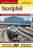 Nordpfeil - Mit Dampf nach Lübeck und Westerland - Dampf-Nostalgie - RioGrande [Alemania] [DVD]