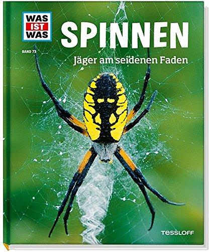 was-ist-was-band-73-spinnen-jager-am-seidenen-faden-was-ist-was-sachbuch-band-73