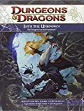 Into the Unknown: The Dungeon Survival Handbook (Dungeons & Dragons) by RPG Team (2012-05-15)