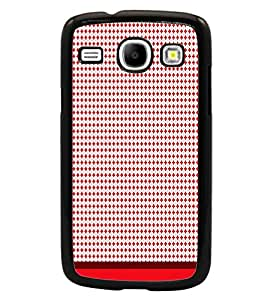 PrintDhaba Pattern D-1524 Back Case Cover for SAMSUNG GALAXY CORE i8262 (Multi-Coloured)