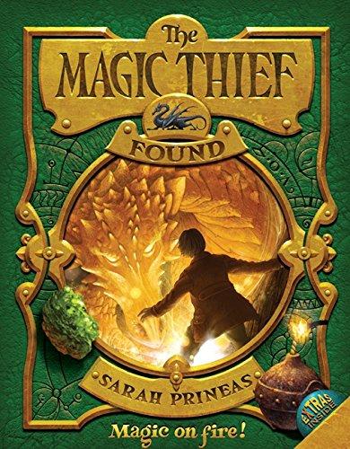 The Magic Thief: Found (Magic Thief-serie)