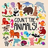 Best Books For 5 Year Old Girls - Count the Animals!: A Fun Picture Puzzle Book Review