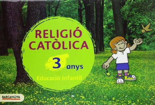 Religió catòlica P3. Llibre de l'alumne (Materials Educatius - Parvulari - 3 Anys) - 9788448912642