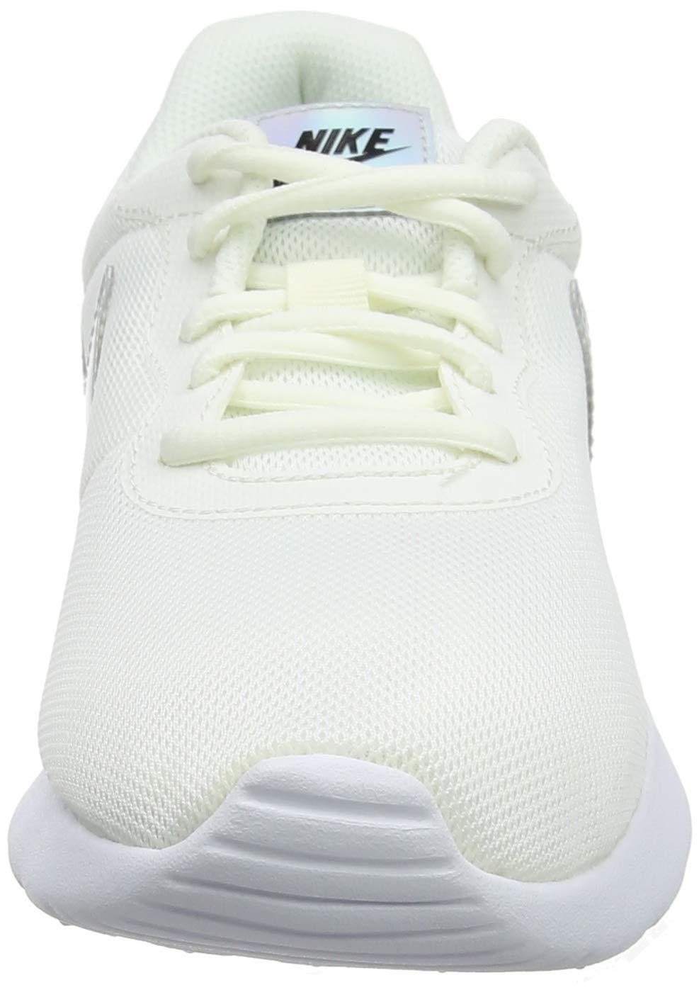 Nike Damen Tanjun Laufschuhe, Schwarz (SchwarzWeiß), 36.5 EU
