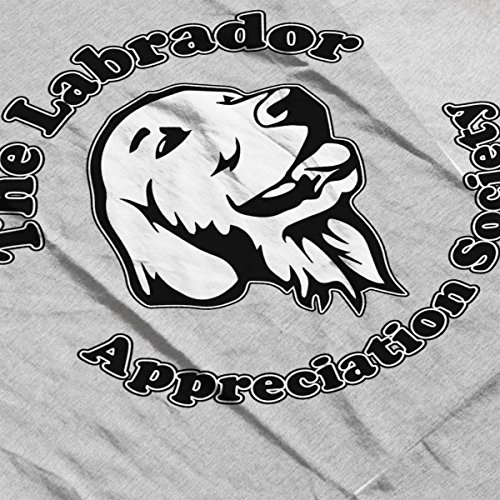 The Labrador Appreciation Society Women's Vest Heather Grey
