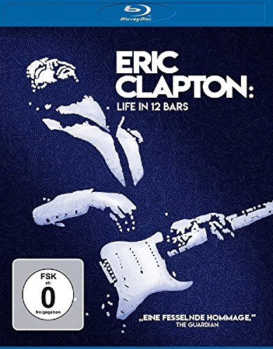 Eric Clapton - Life in 12 Bars [Blu-ray] (Starb Der Die Tag Musik)