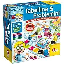 Lisciani Giochi 48885 - Piccolo Genio Ts Tabelline e Problemini
