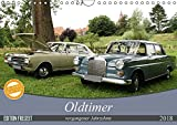 Oldtimer vergangenger Jahrzehnte (Wandkalender 2018 DIN A4 quer): Der Kalender zeigt eine bunte Vielfalt von Aufnahmen der Automobile der vergangenen ... [Kalender] [Apr 04, 2017] Bagunk, Anja