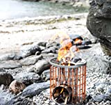Anevay Horizon Stove : multi-fuel ROCKET stove