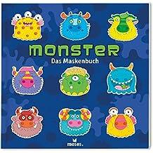 Das Maskenbuch Monster